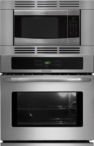 Frigidaire 30' Stainless Steel 3 Piece Microwave Wall Oven Combo FFEW3025LS_FFMO1611LS_FFMOTK30LS