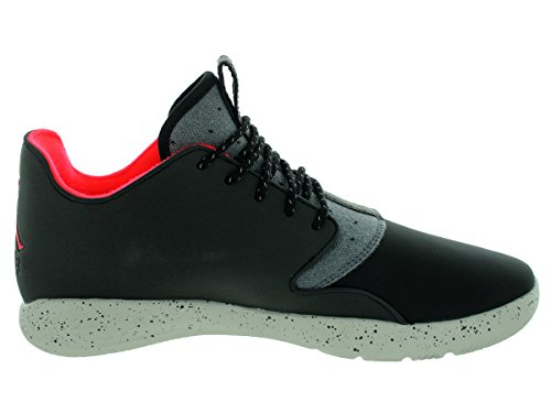 Nike Jordan Eclipse Holiday, Scarpe Sportive Uomo Nero / Rosso / Grigio / Bianco (Blck / Infrrd 23-drk Gry-lght Bn)