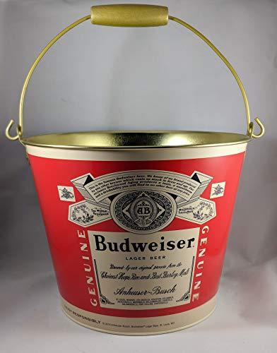 Budweiser Signature Beer and Ice Bucket