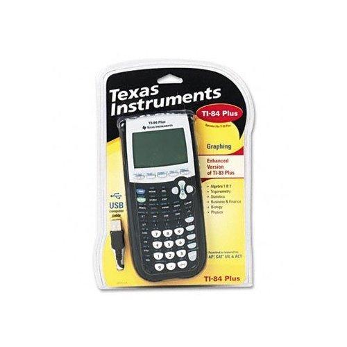 ماشین حساب مهندسی رسم نمودار تگزاس اینسترومنت مدل TI-84PLUS |