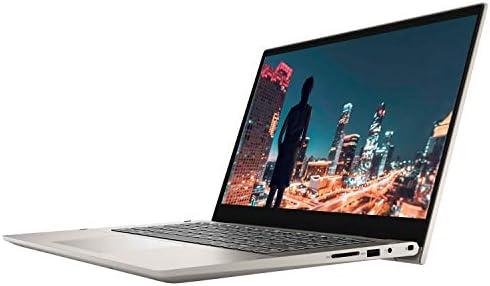 """2021 Dell Inspiron 14 5000 5406 Premium 2 in 1 Laptop I 14"""" HD Touchscreen I 11th Gen Intel 4-Core i5-1135G7(>i7-10710U) I 8GB DDR4 256GB SSD I Backlit Keyboard Fingerprint HDMI USB-C Wifi6 Win10 41LXeXWE52L"""