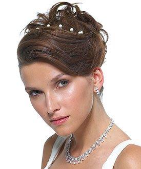 Jewel Hair Twists - Black Diamond Swarovski (Swarovski Crystal Twist)