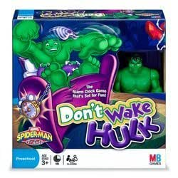 Don't Wake Hulk