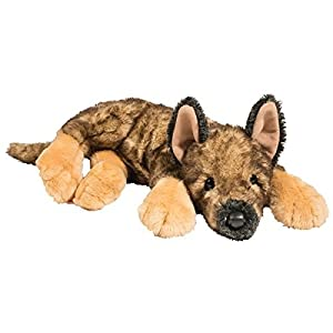 Douglas MYA German Shepherd Plush Stuffed Animal 15