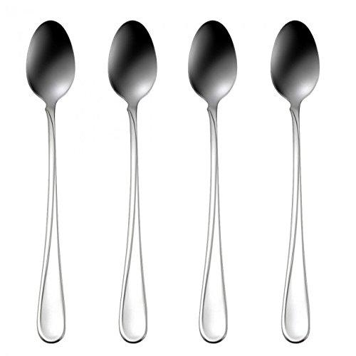 Oneida Flatware Flight, Iced Tea Spoons, Set of 4