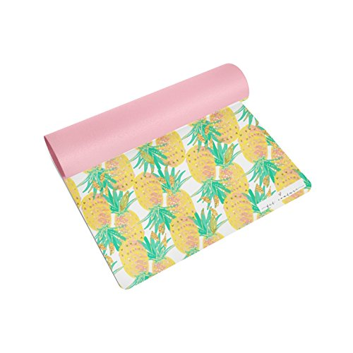 Fit Couture Yoga Mats (Pineapple)
