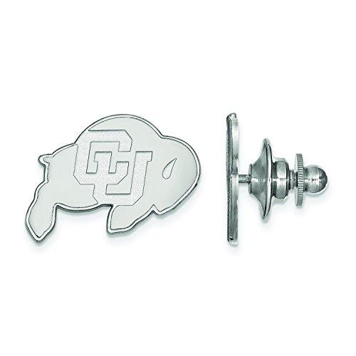 Colorado Lapel Pin (Sterling Silver) (Colorado Lapel Pin)