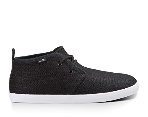 Cargo Mens Black TX Sanuk Oxford wT6xnqqU
