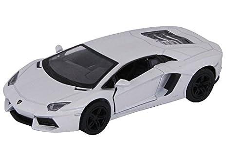 Buy Kinsmart Lamborghini Aventador Lp 700 4 White Online At Low