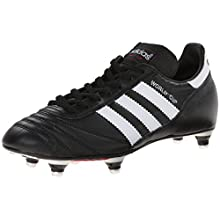 adidas Performance Men's World Cup Soccer Cleat,Black/White,10 M US