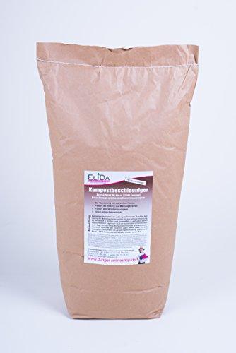 EliDa Bio Kompostbeschleuniger 10,1 kg (inkl. 7% MwST- kostenloser Versand)