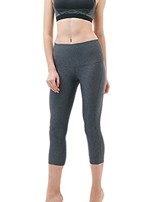 Tesla Yoga Pants High-Waist Tummy Control w Hidden Pocket FYC32/FYC34/FYC36/FYP32