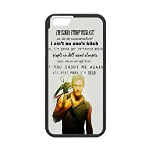 "The Walking Dead New Printed Case for Iphone6 Plus 5.5"", Unique Design The Walking Dead Case"