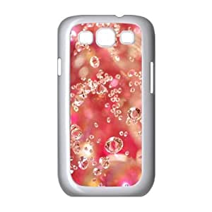 Diamond Background CUSTOM Phone Case for Samsung Galaxy S3 I9300 LMc-86335 at