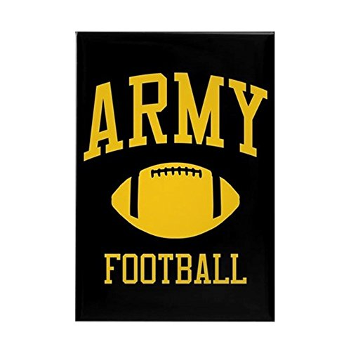 CafePress U.S. Army Football Rectangle Magnet, 2