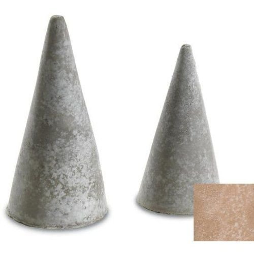 UPC 619655164922, 2 Small Terracotta Cones