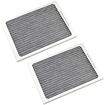 Amazon Com Hqrp Refrigerator Carbon Activated Air Filter