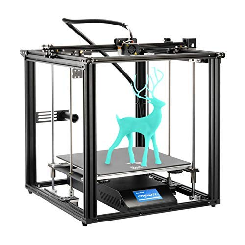 3IDEA Creality Ender 5 Plus 3D Printer with BL Touch, Glass Plate and Touch Color Screen, Large Build Volume 350 * 350 * 400mm