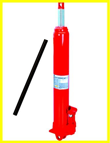 Hydraulic Engine Lift Manual Hoist Ram Jack Pump Cherry Picker 8 Ton Long Replacement Parts - House Deals