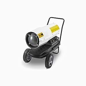 TROTEC 1430000065 - Calefactor de gasoil directo IDE 30 D potencia máxima 30 kW (25.800 kcal)