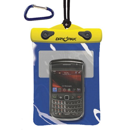 Kwik Tek/Airhead DP56 Dry Pak Pda,Gps,Pocket Pc Case-