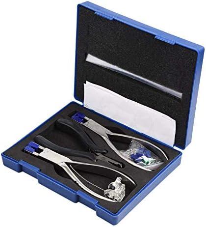 プライヤーツール眼鏡修理キット、縁なしメガネフレーム眼鏡光学キットプライヤー修理分解ツール