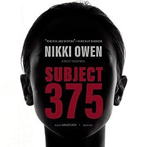 Subject 375 Audiobook
