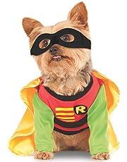 Rubies Costume Co Teen Titans Pet Costume, Medium, Robin