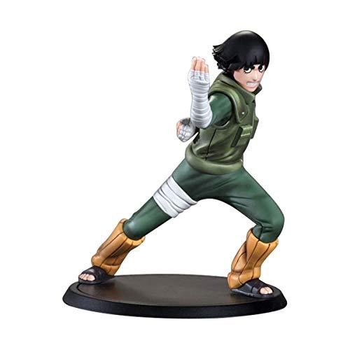 Action Figure Rock Lee Xtra Figures Naruto Tsume Arts Multicores