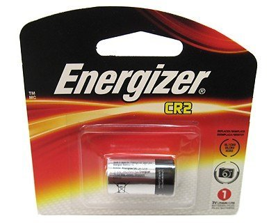 e2 Lithium Photo Battery, CR2, 3Volt, 1 Battery/Pack by Energizer ()