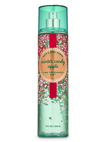 Bath & Body Works WINTER CANDY APPLE Holiday Traditions Fine Fragrance Mist 8 oz / 236 mL