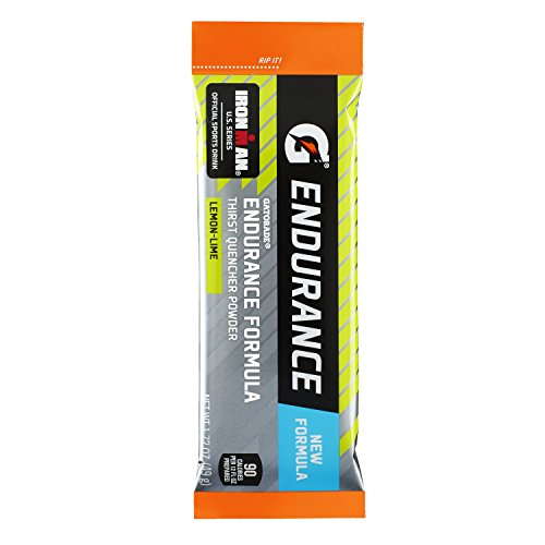 Gatorade Endurance Formula Powder Sticks, Lemon Lime, 1.72 oz. Packs, 12 Count