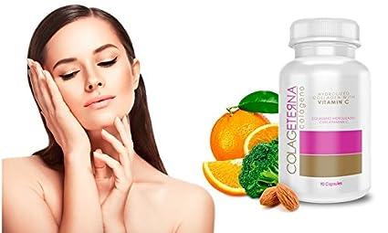 Colageterna – Exclusivo complemento de Colágeno Hidrolizado VERISOL® con Biotina, La Solución Definitiva para