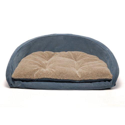 Ortho Kuddle Kup Dog Bed in Blue Size: Medium, My Pet Supplies