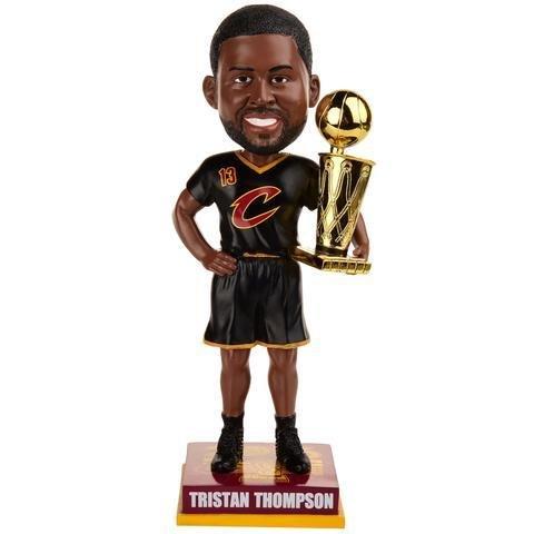 Tristan Thompson Cavaliers 2016 NBA Champions BobbleHead Forever