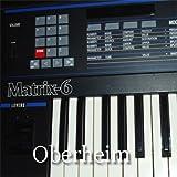 OBERHEIM MATRIX-6 Huge Original Sound Library & Editors on CD