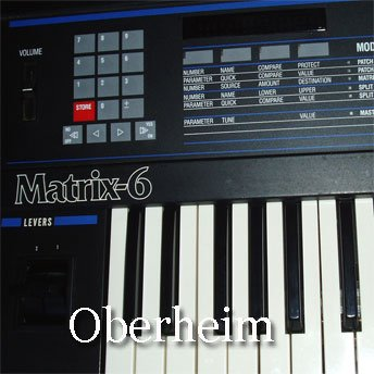OBERHEIM Matrix-6 Huge Sound Library & Editors on CD (Mastering Matrices compare prices)