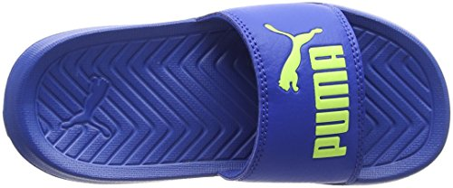 Enfant Yellow Chaussures de Piscine Puma PS Sea Turkish Plage Bleu et Mixte Popcat fizzy qHO18