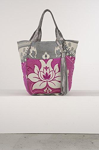 Shopper Azalea 2 von qunique® Unikat