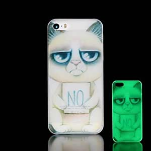 WQQ iPhone 4/4S compatible Glow in the Dark Back Cover