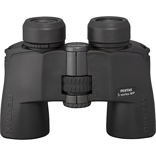 (Pentax Full Size SP 8x40 WP Waterproof Binoculars, Black (65871))