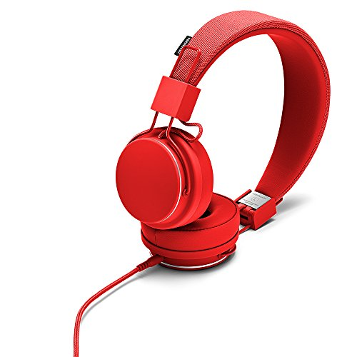 Urbanears Plattan Headphone Tomato 04091670