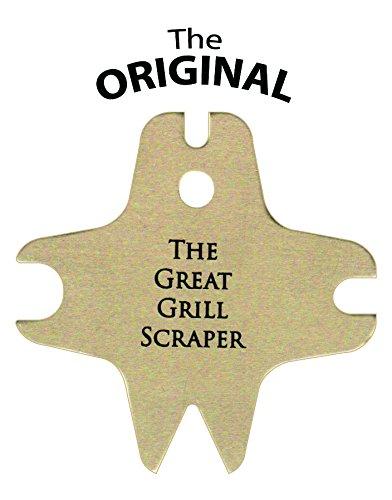 The ORIGINAL Great Grill Scraper
