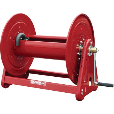 Reelcraft Hand Rewind Hose Reel - Holds 3/4in. x 175ft. Hose, Model# CS33118 L