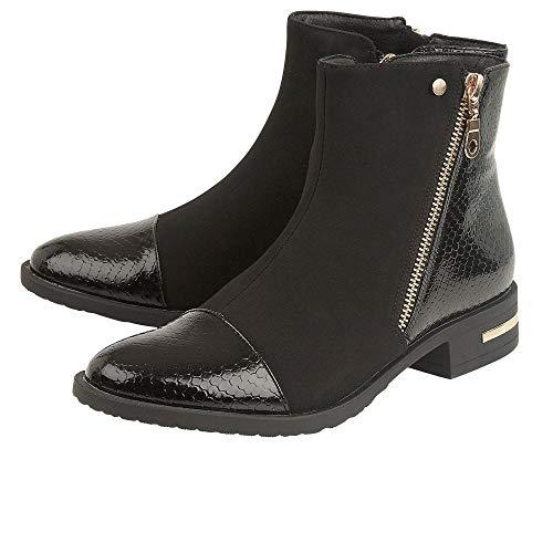 Women Black Bbk Boots black Coppice Lotus xqIXw5Eq