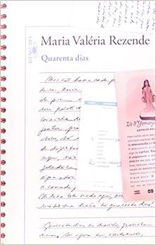 Book Quarenta Dias (Em Portuguese do Brasil)