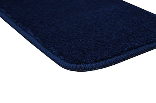 RugStylesOnline TRENDY-ST-8X30-NAVY-13 Trendy Stair Tread Treads Indoor Skid Slip Resistant Carpet Stair Tread Treads Machine Washable 8 ½'' W x 30'' L, Royal Navy Blue, Set of 13 by RugStylesOnline (Image #7)