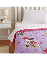 AmazonBasics by Disney Minnie Mouse Purple Love Sheet Set
