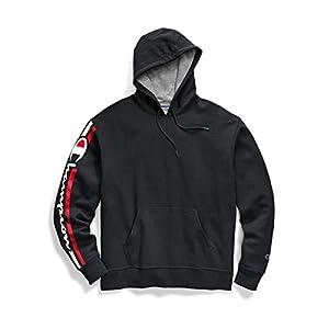 Champion Men's Graphic Powerblend Fleece Hood 9