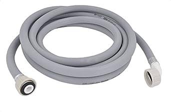 MGS Washing Machine Inlet Hose Water Tube IFB 2 Meter Washer Hoses